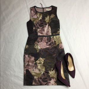 Sleeveless Purple Loft Dress